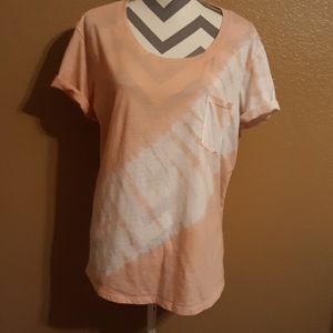 Tie-dye extra large t-shirt